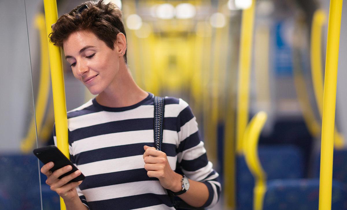 Mobilen en säkerhetsrisk för handeln