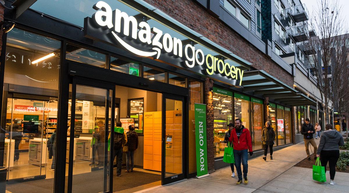 Använd Amazons kassalösa teknik i din butik