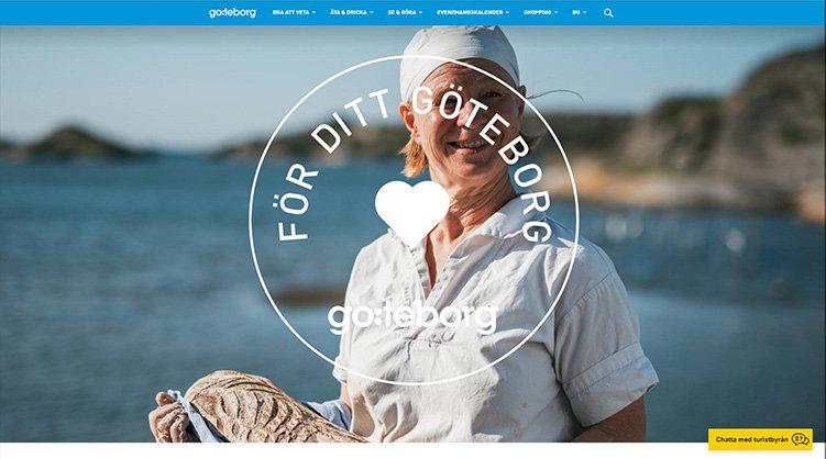 """""""För ditt Göteborg"""" stöttar lokal besöksnäring"""