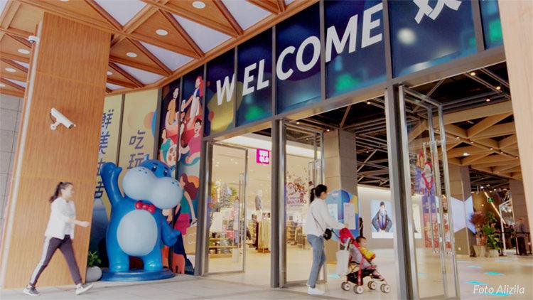 Freshippo utvecklar nya butiksformat