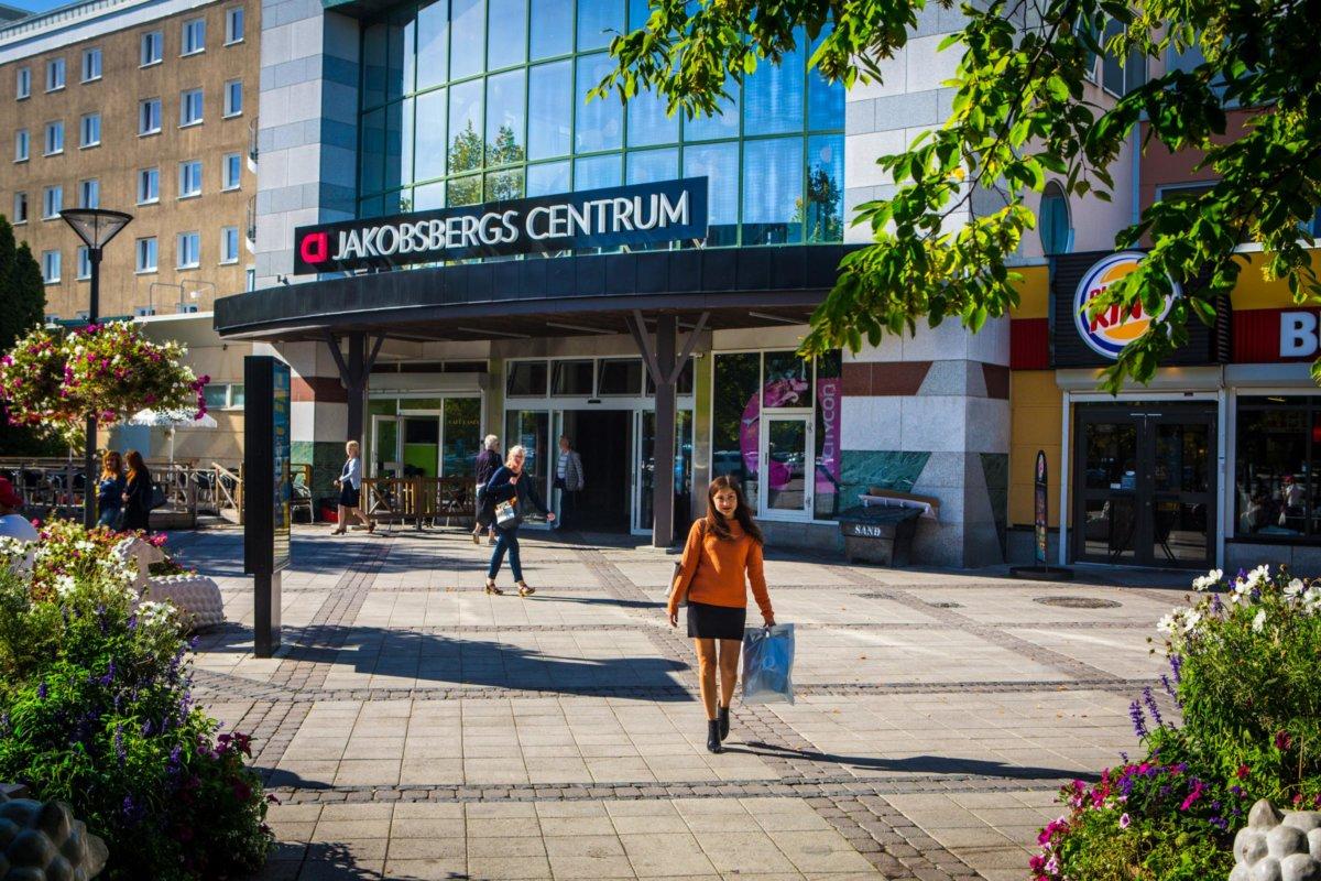 Nyetableringar i Jakobsbergs Centrum