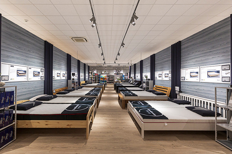Här är Jysks nya Store Concept 3.0