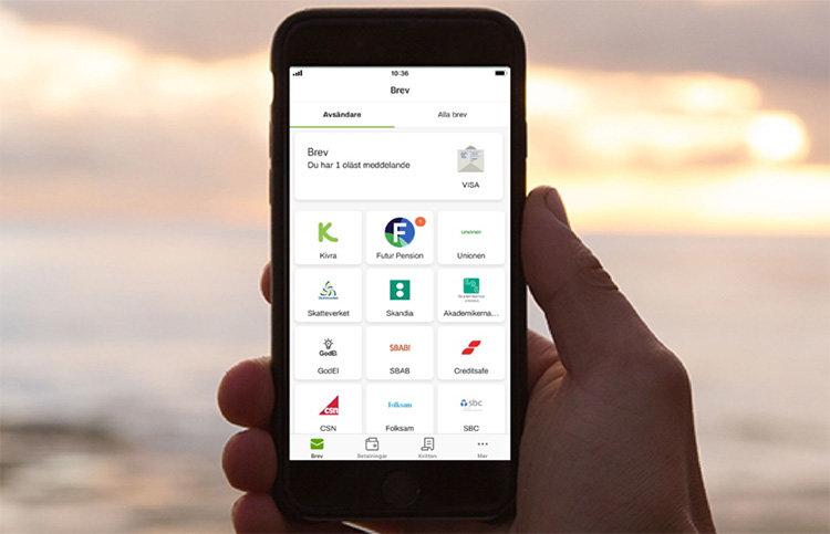 Åhléns först ut med digitala kvitton i Kivra