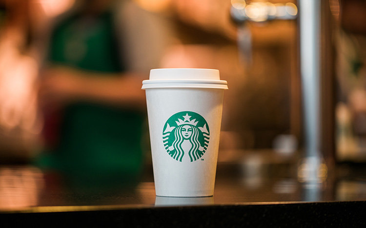 Starbucks drar lärdom av utbrottet i Kina