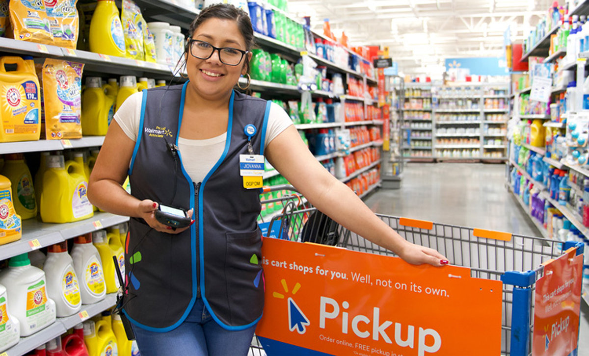 Walmart tar upp kampen med Amazon Prime