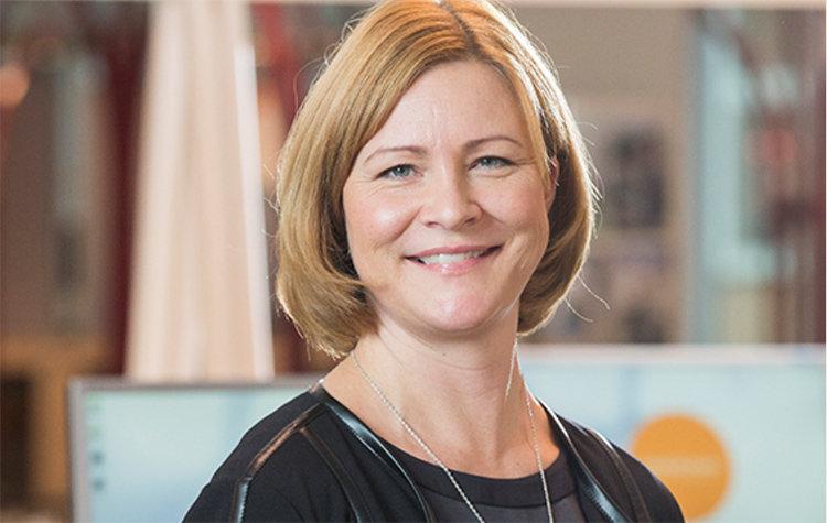 Anna Nyberg ny VD på Ica Fastigheter