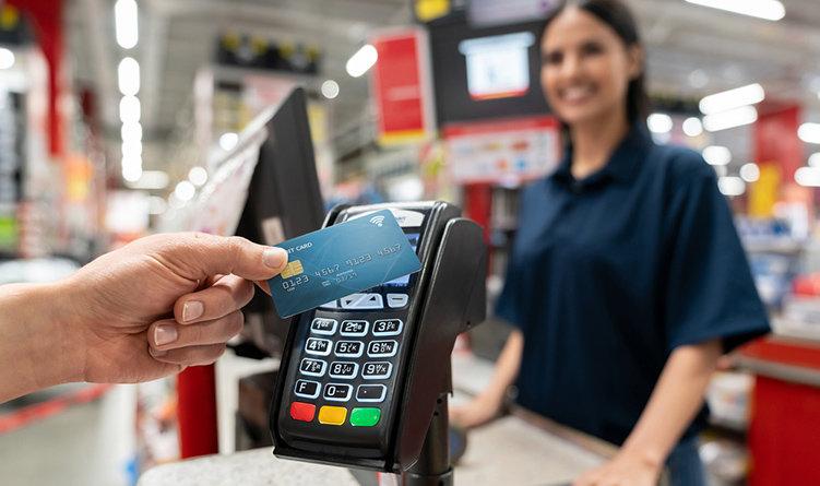 Kontaktlösa betalningar ökar kraftigt
