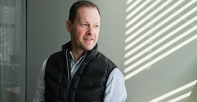 Martin Netinder ny VD på Addnature