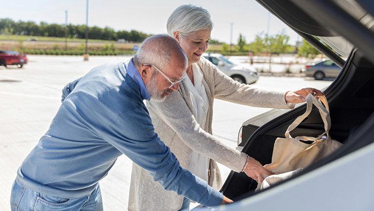E-dagligvaror ökar framförallt bland äldre