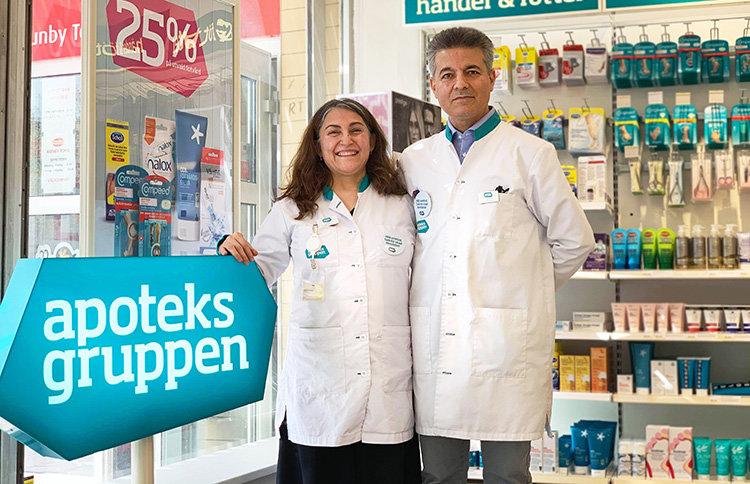 Apoteksgruppen öppnar nytt apotek