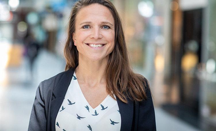 Ny centrumchef i Liljeholmen och Fruängen