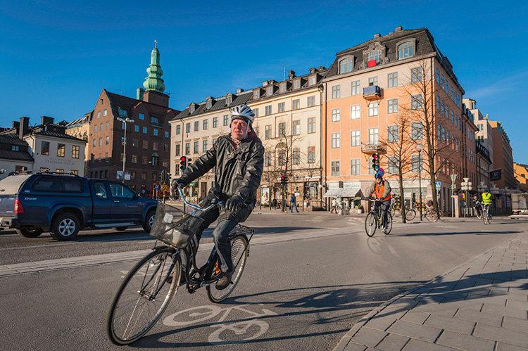 Leveranser på Södermalm blir fossilfria
