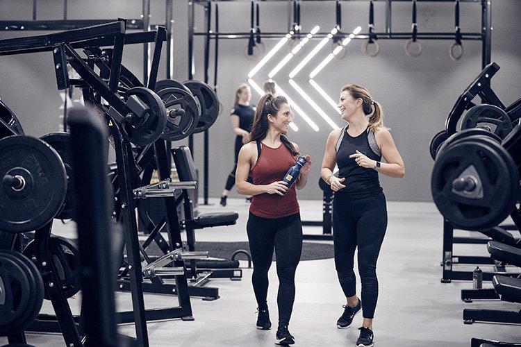 Fitness24seven öppnar i Gränbystaden