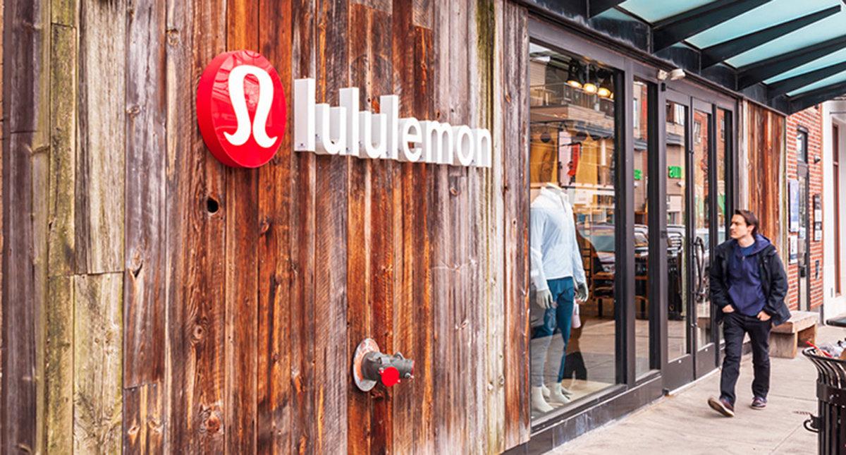 Lululemon växer med upplevelser i butik