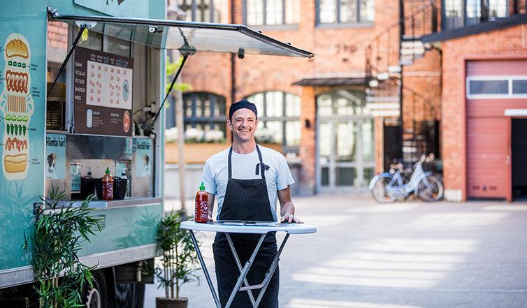 Världens godaste macka får egen restaurang