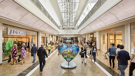 Köpcentrumprojekt läggs i malpåse