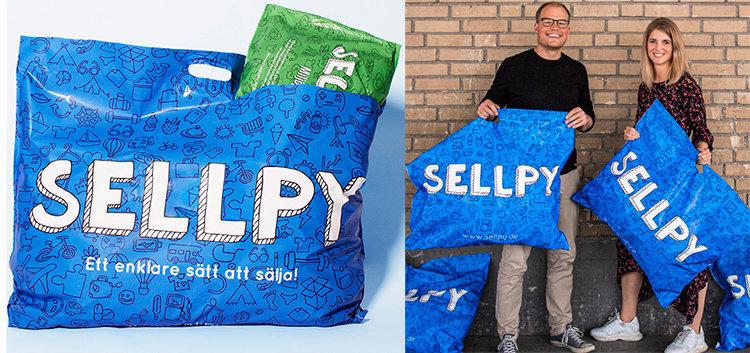 Tyskland nästa för Sellpys second hand