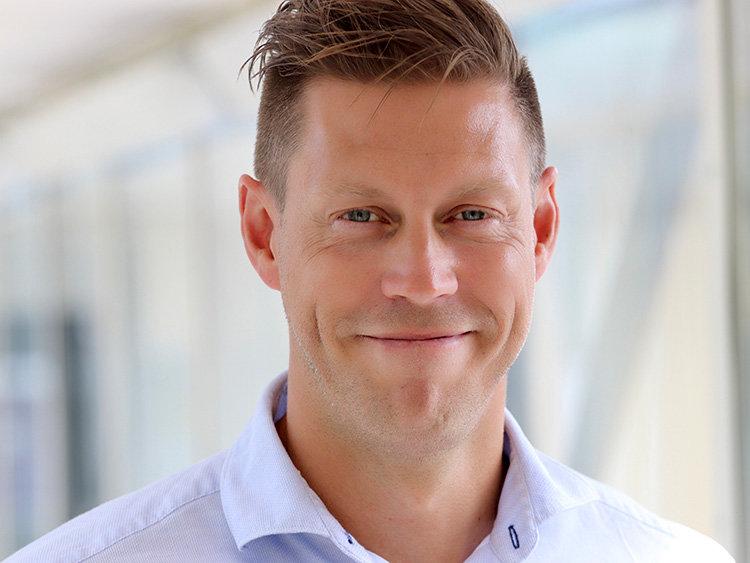 Ny försäljningsdirektör på Löfbergs