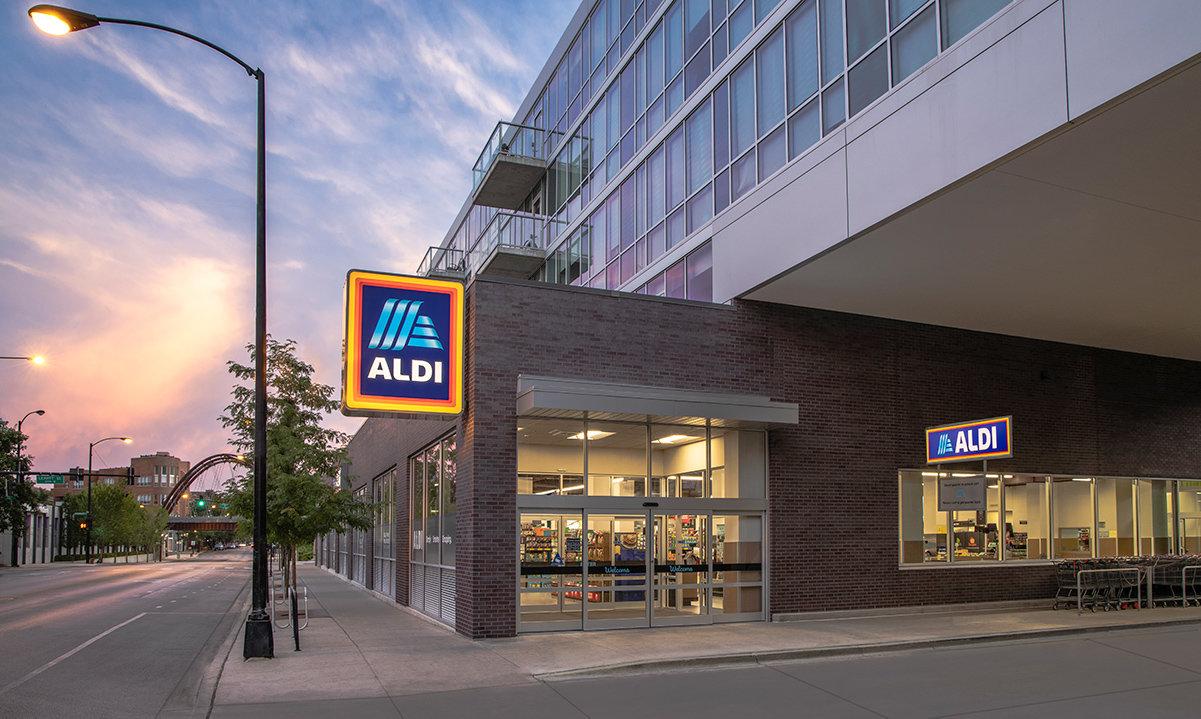 Uppkopplat Aldi siktar på topp tre i USA