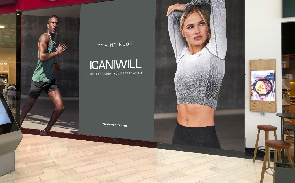 ICANIWILL öppnar fysisk butik