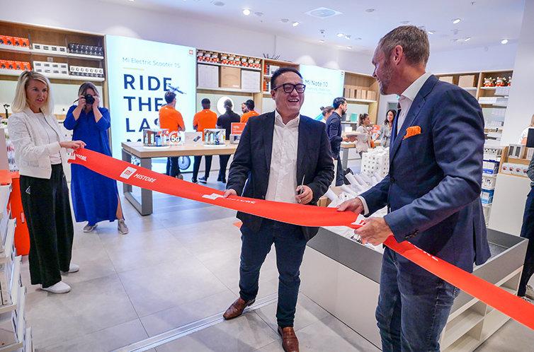 Sveriges första Mi Store har öppnat