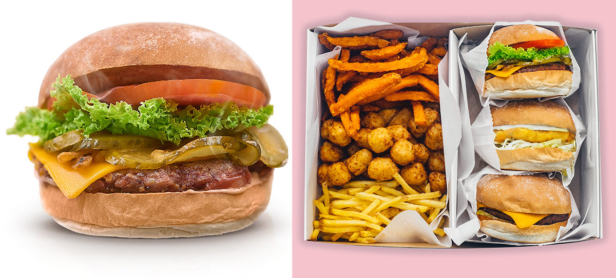 Plantbaserad hamburgerkedja expanderar