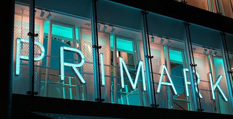 Premiär för Primark i Polen