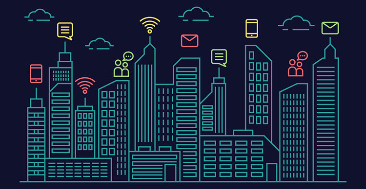 Högre upplevd livskvalitet i smarta städer