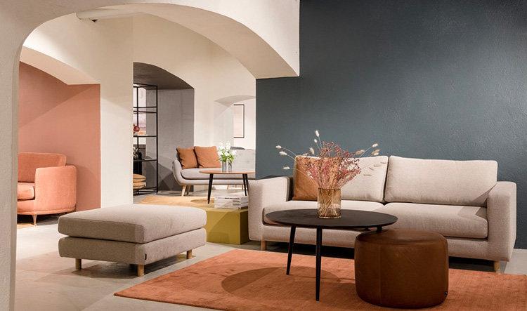 Sofacompany öppnar i designkvarter