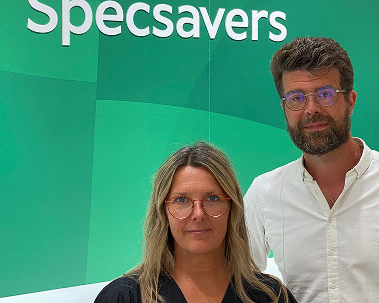 Specsavers öppnar på Ingelsta Shopping