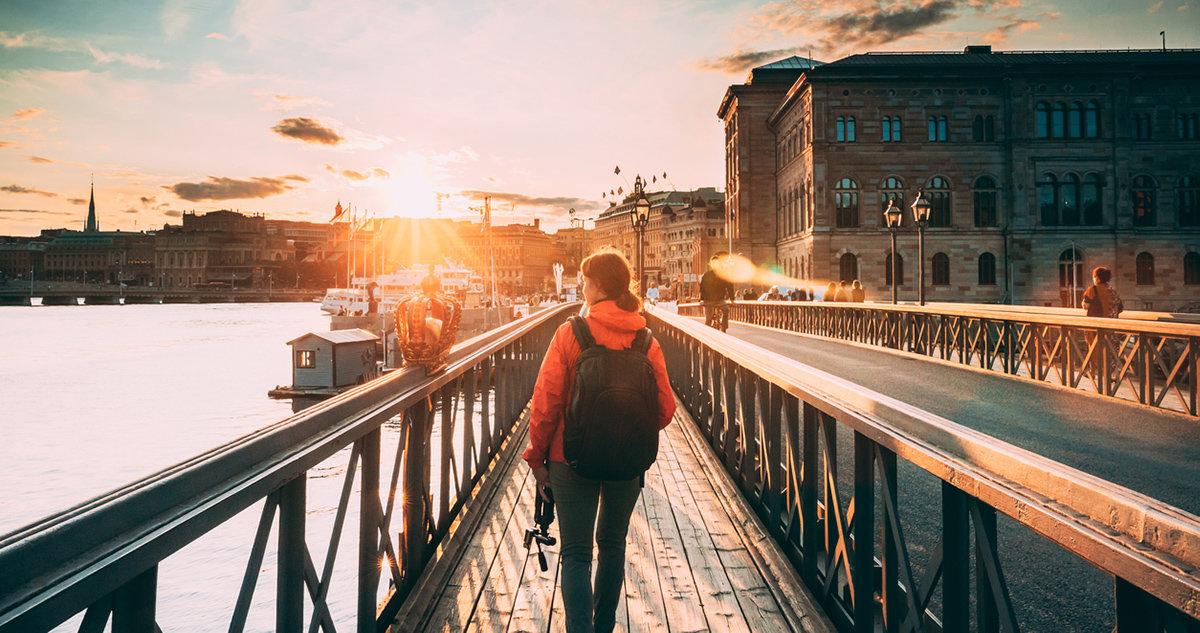 Sverige fortsatt attraktivt besöksland