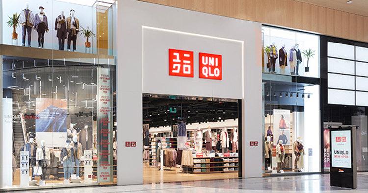 Se bilderna från Uniqlos nya butik