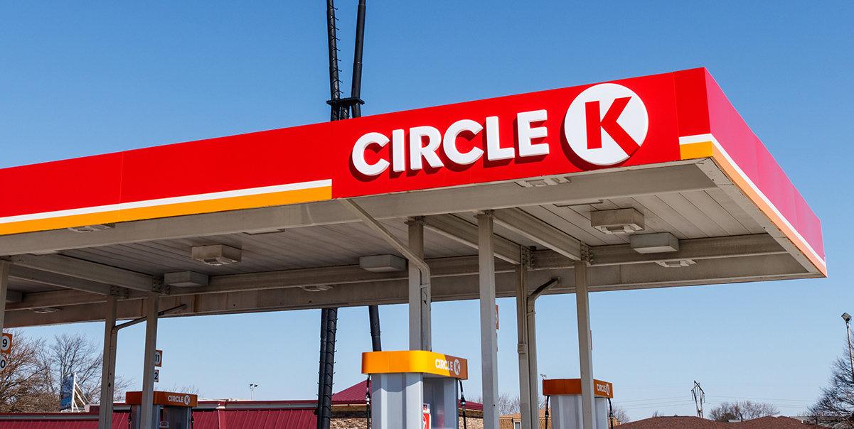 Circle K testar kassalösa butiker