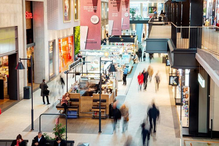 Vårdcentral öppnar i Gallerian