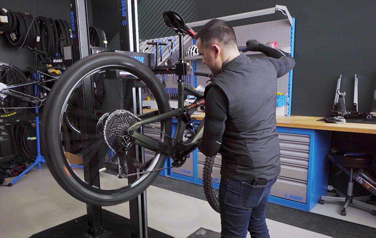 Bikester närmare kunden med nytt nätverk