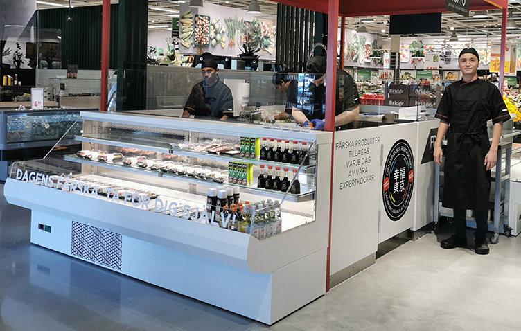 Coop lanserar ny shop-in-shop