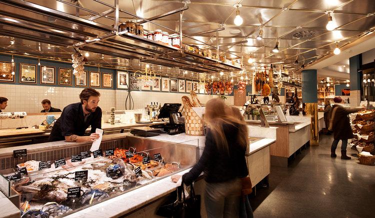 Stockholms Matmarknad till tre köpcentrum