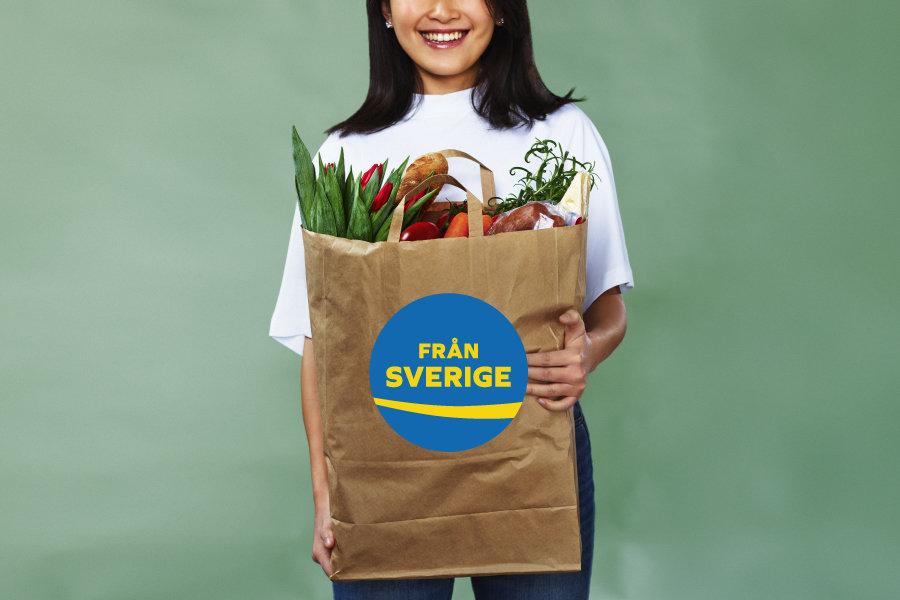 Svenskmärkning storsatsar i butik