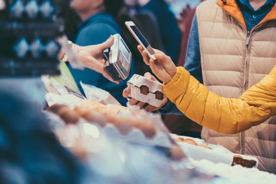 Boom för kontaktlösa betalningar i Europa