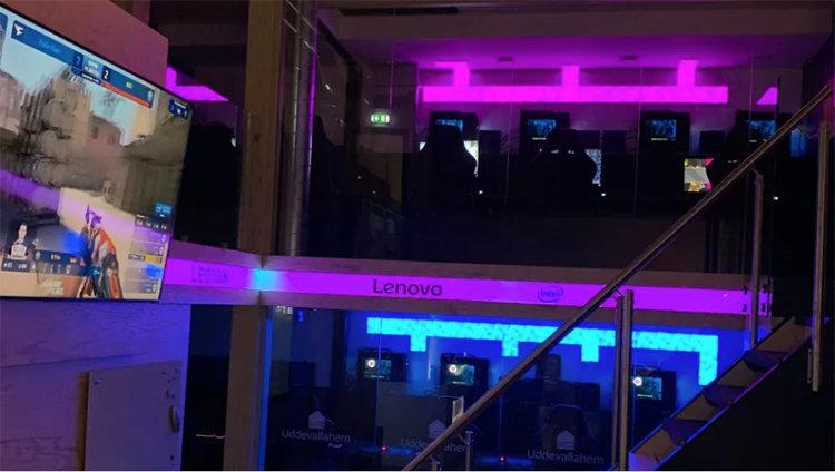 Här öppnar Sveriges första e-sporthall