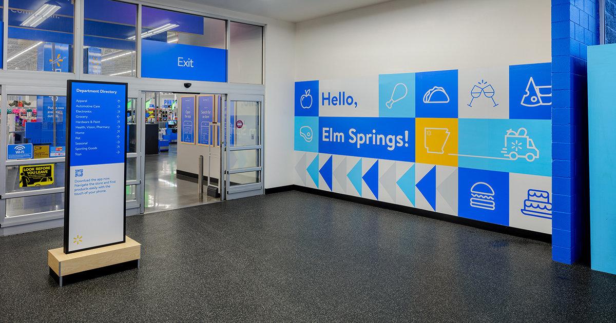 Nytt butikskoncept inspirerat av flygplatser