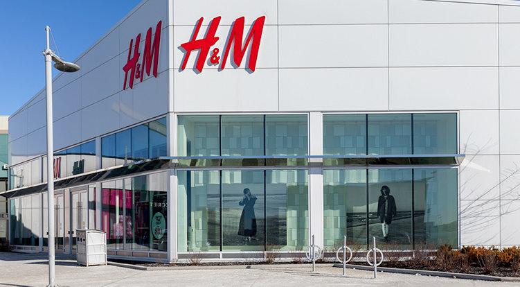 H&M inleder samarbete med Instacart