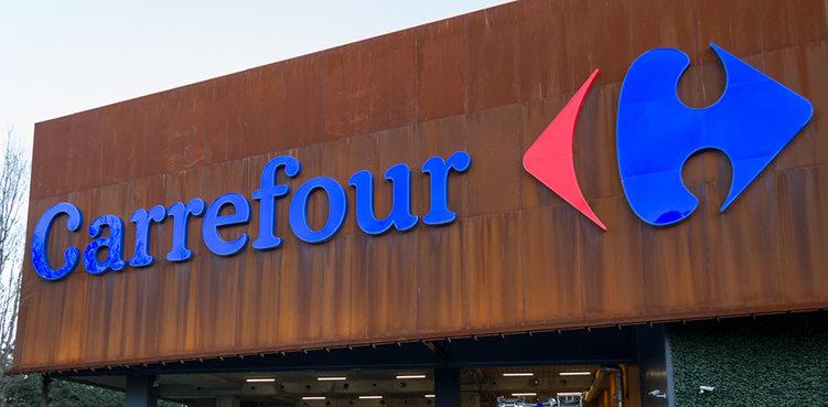 Carrefour bjuder in till marknadsplats