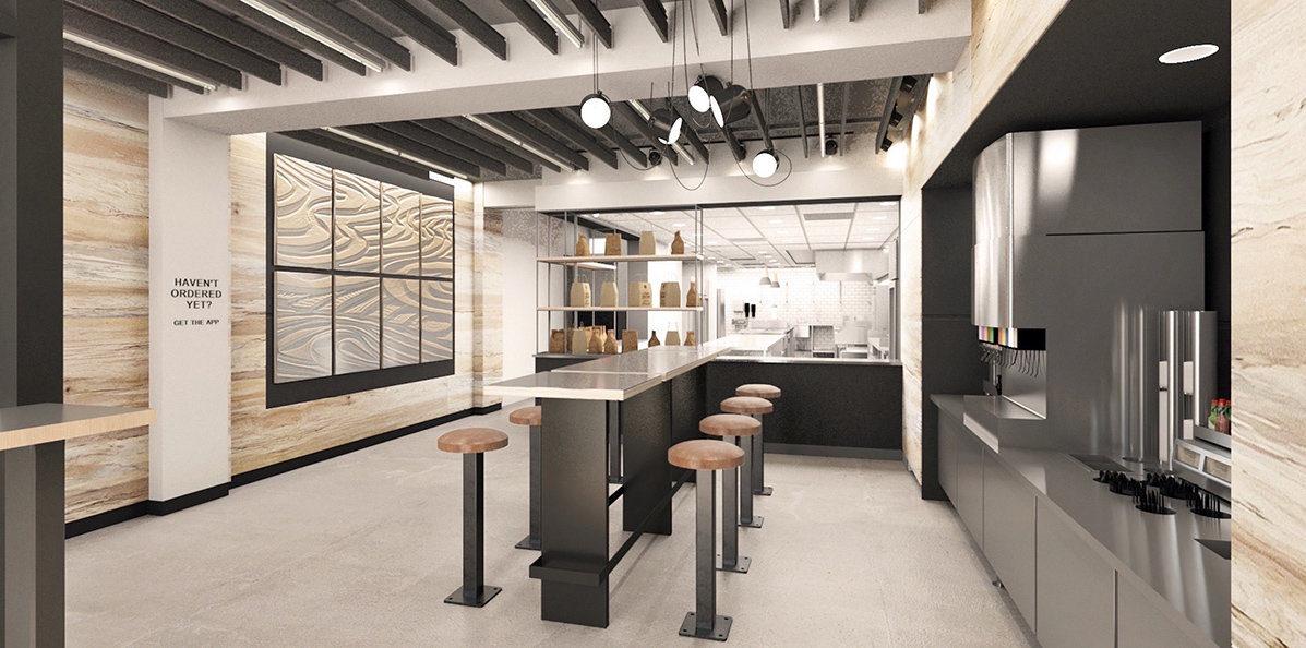 Digital restaurang möter nya behov