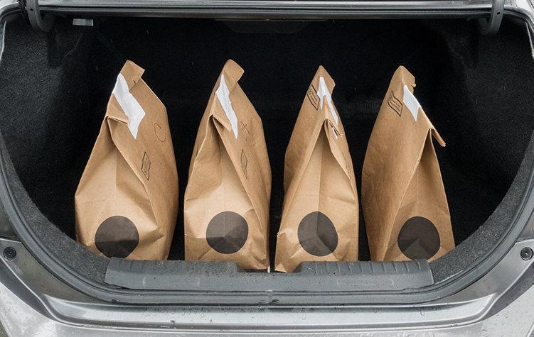 Amazon pressar tiderna för pickup