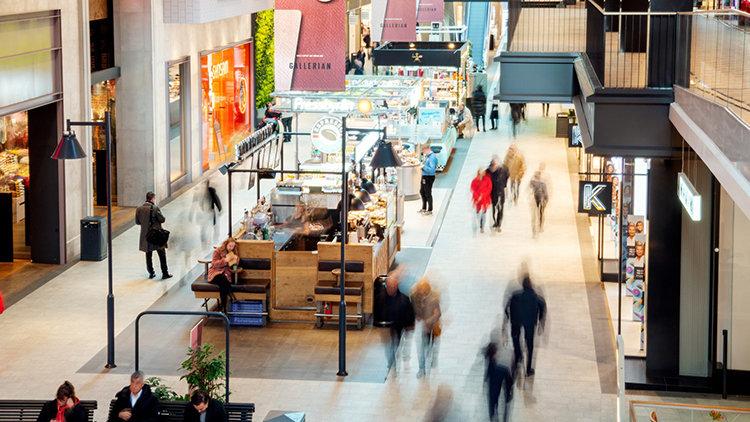 Gallerian prisad för sina ljudupplevelser