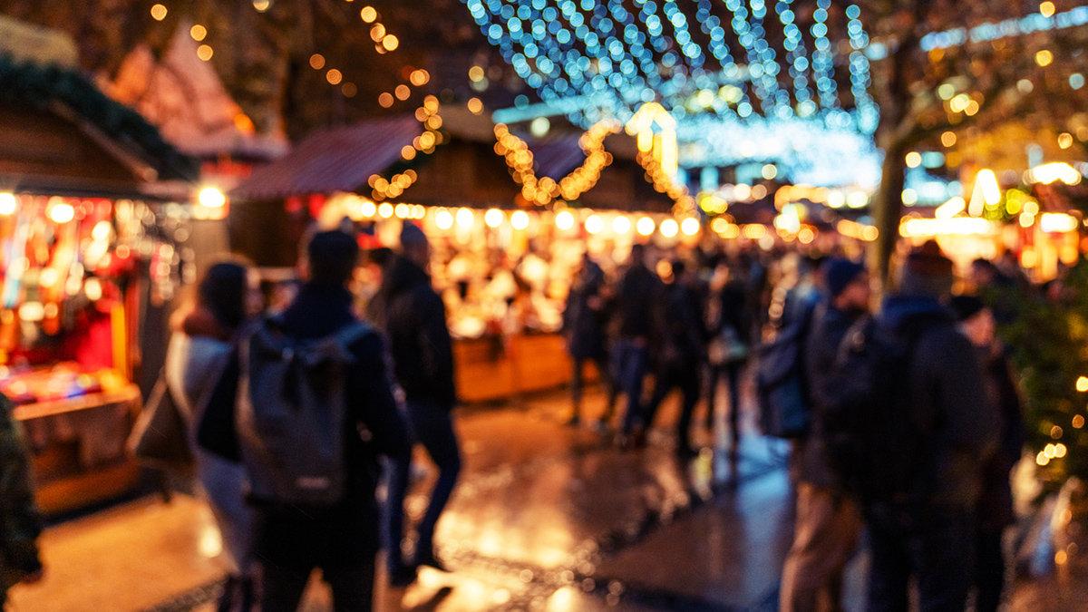 Handelsplats arrangerar digital julmarknad