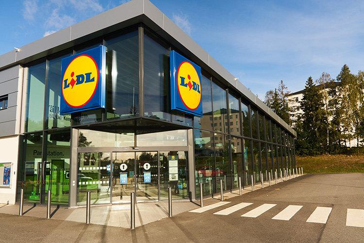 Lidl utsedd till årets bästa butikskedja