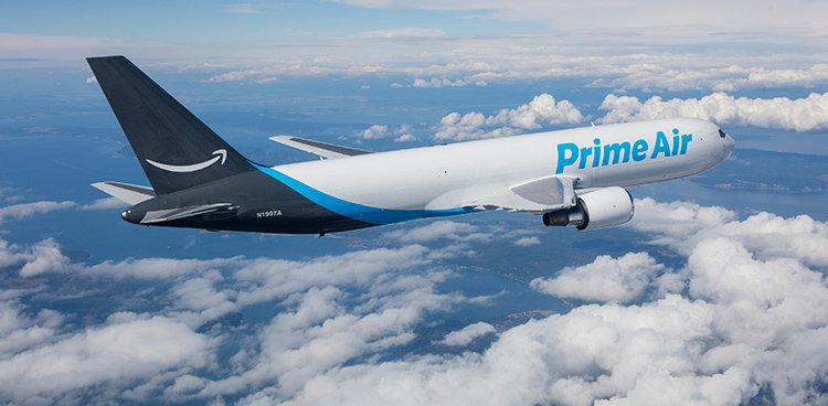 Amazon satsar på eget flyg i Europa
