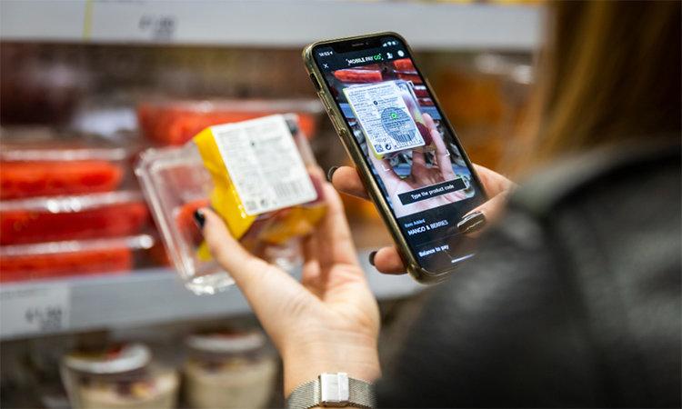 """Kedja inför """"Pay & Go"""" i samtliga butiker"""